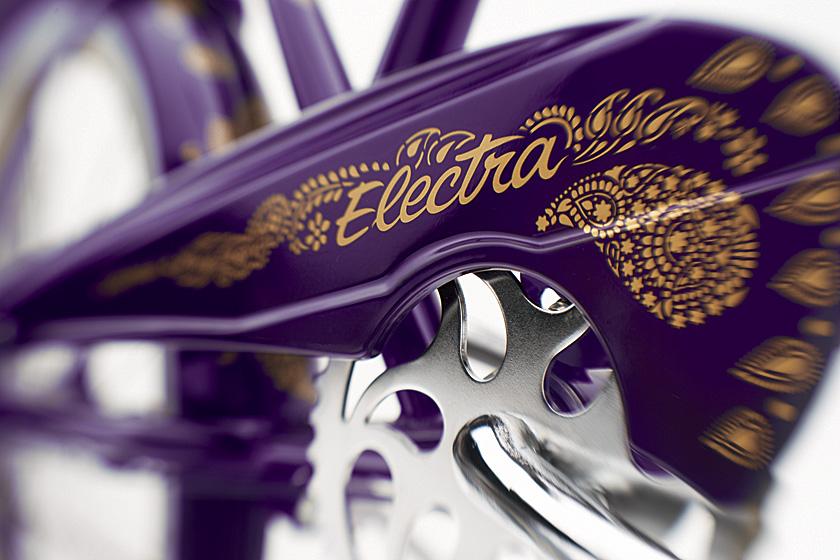 Purple And Black Background Design