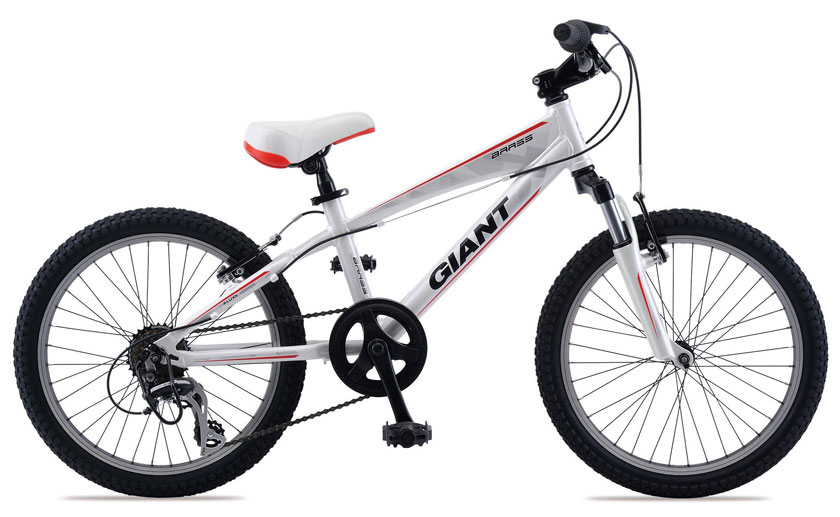 Giant Brass 2011 Giant Youth Boys Bmx Bicycle Design Emago