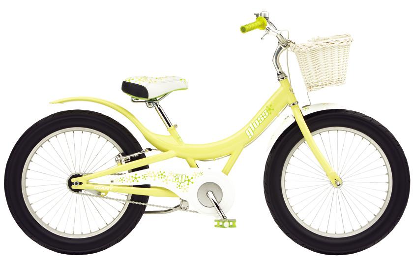 Giant Gloss Lemon 2006 Giant Youth Girls Bicycle